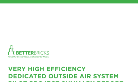 Very High Efficiency DOAS Pilot Project Summary Report